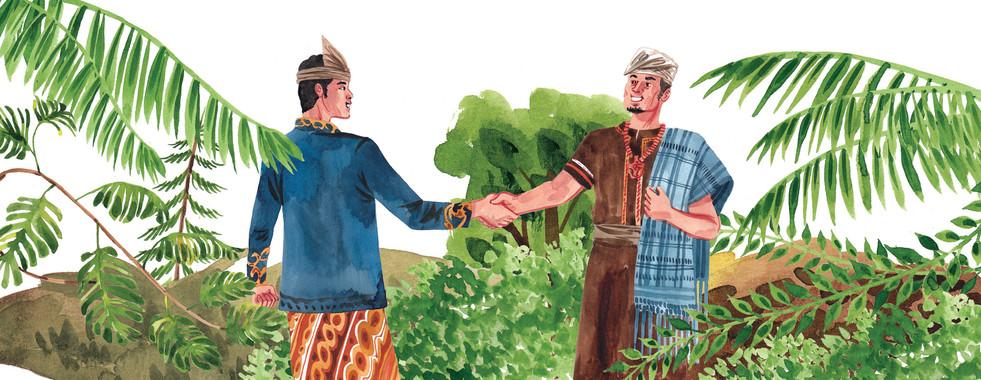 07 Persahabatan Raja Horasa & Bageur