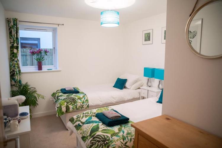 Off Shore Twin bedroom