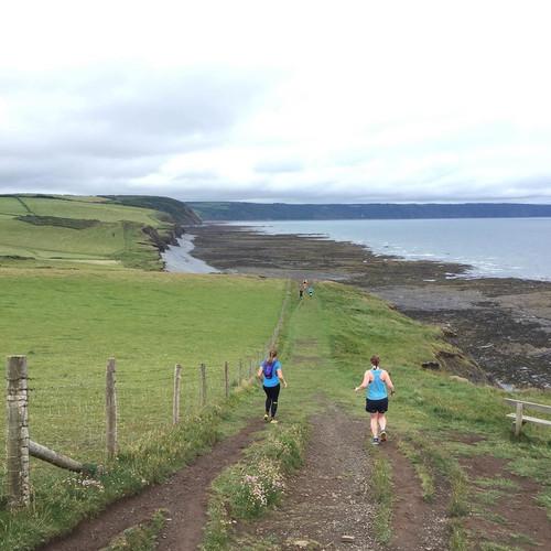 Training in beautiful North Devon
