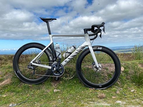 Canyon Aeroad Cycling Exmoor