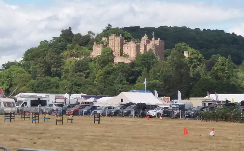 Dunster Country Fair Main Ring Attractions