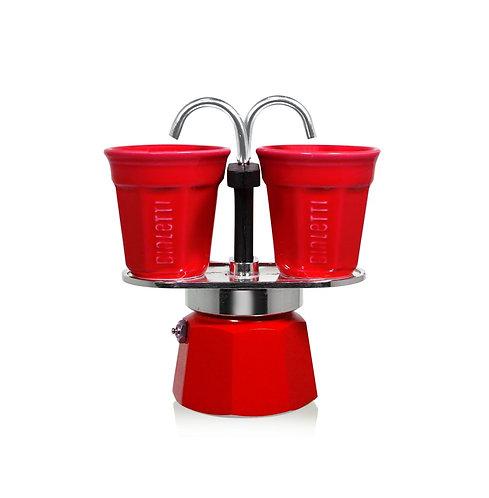 Cafetière fontaine deux tasses