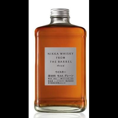 Whisky Nikka Barrel 51.4° 50 cl