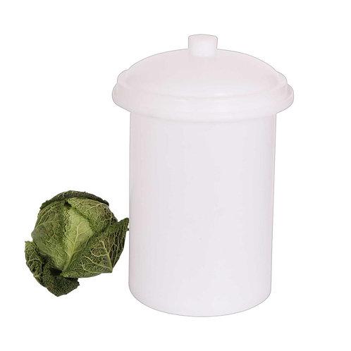 Pot à choucroute en plastique