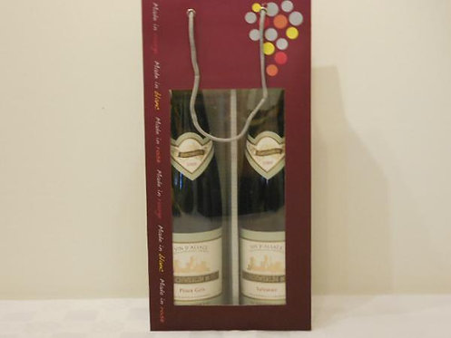Le Duo vin d'Alsace