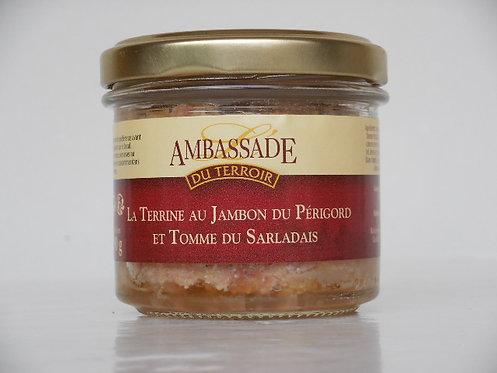 Terrine au jambon du Périgord