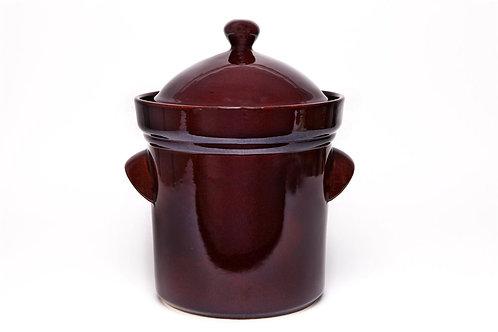 Pot à choucroute/Lactofermentation