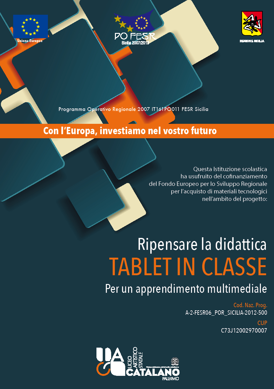 Opuscolo - Tablet in classe