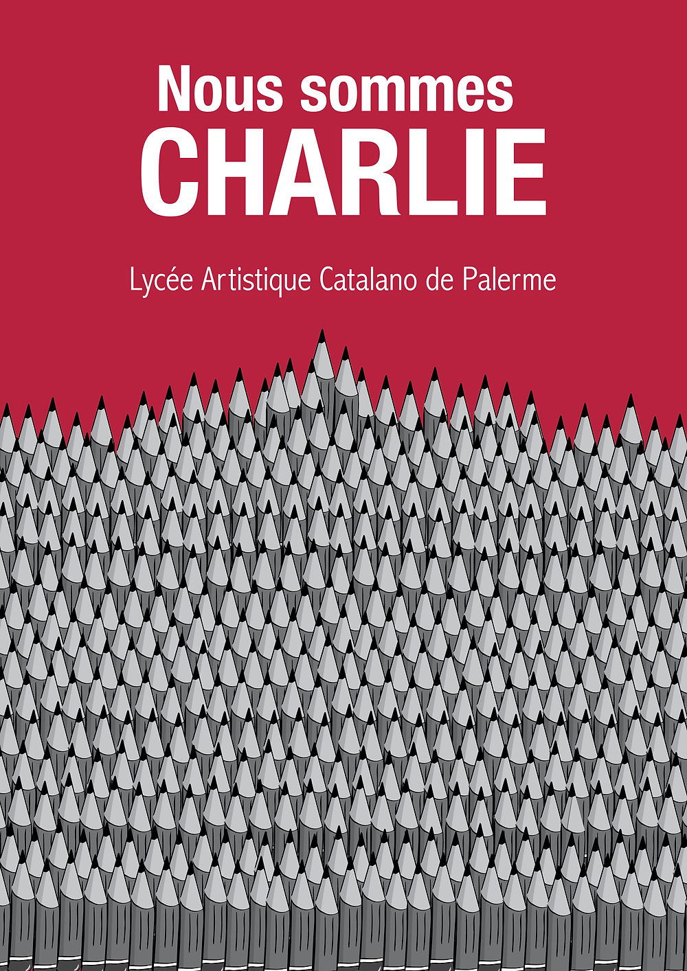 Nous sommes Charlie - Liceo Artistico Catalano.png