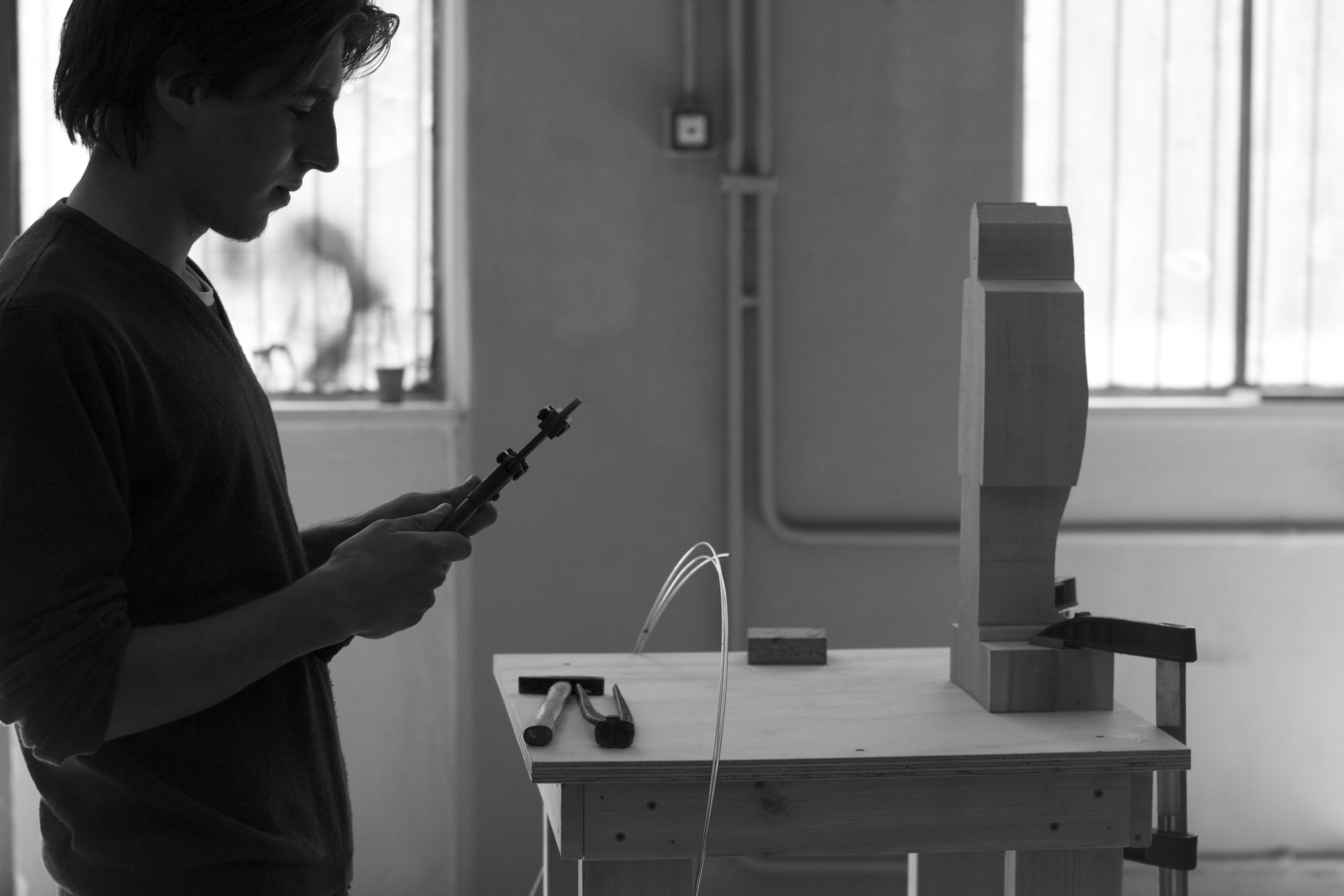 Flickr - Aron Demetz - Dialoghi e materia - Workshop a cura di Franco Reina19