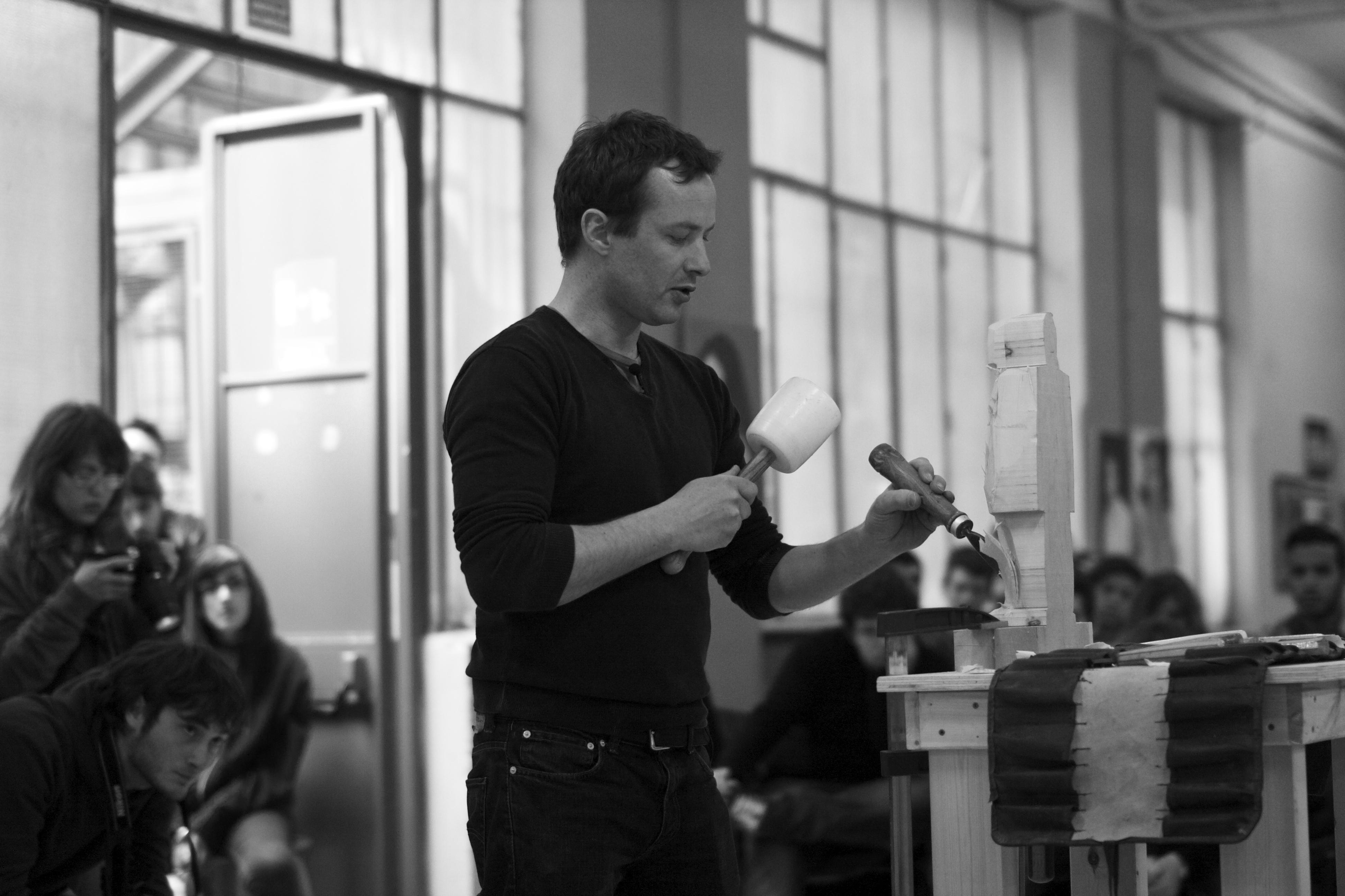 Flickr - Aron Demetz - Dialoghi e materia - Workshop a cura di Franco Reina62