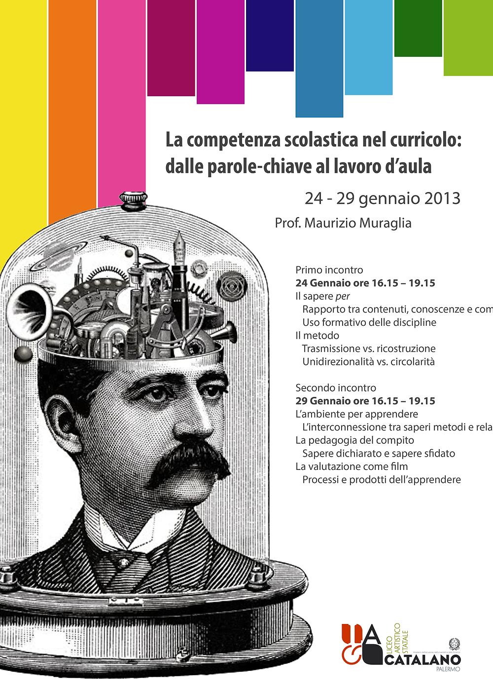 locandina La competenza scolastica nel curricolo-01.png