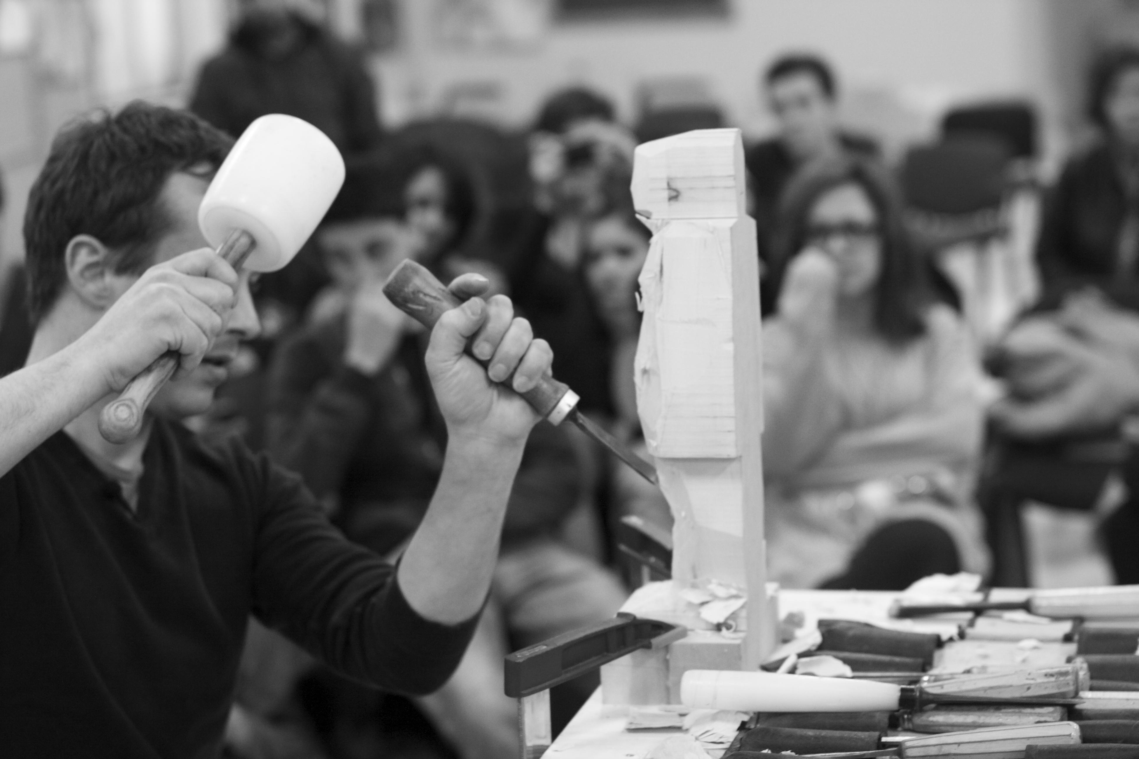 Flickr - Aron Demetz - Dialoghi e materia - Workshop a cura di Franco Reina68