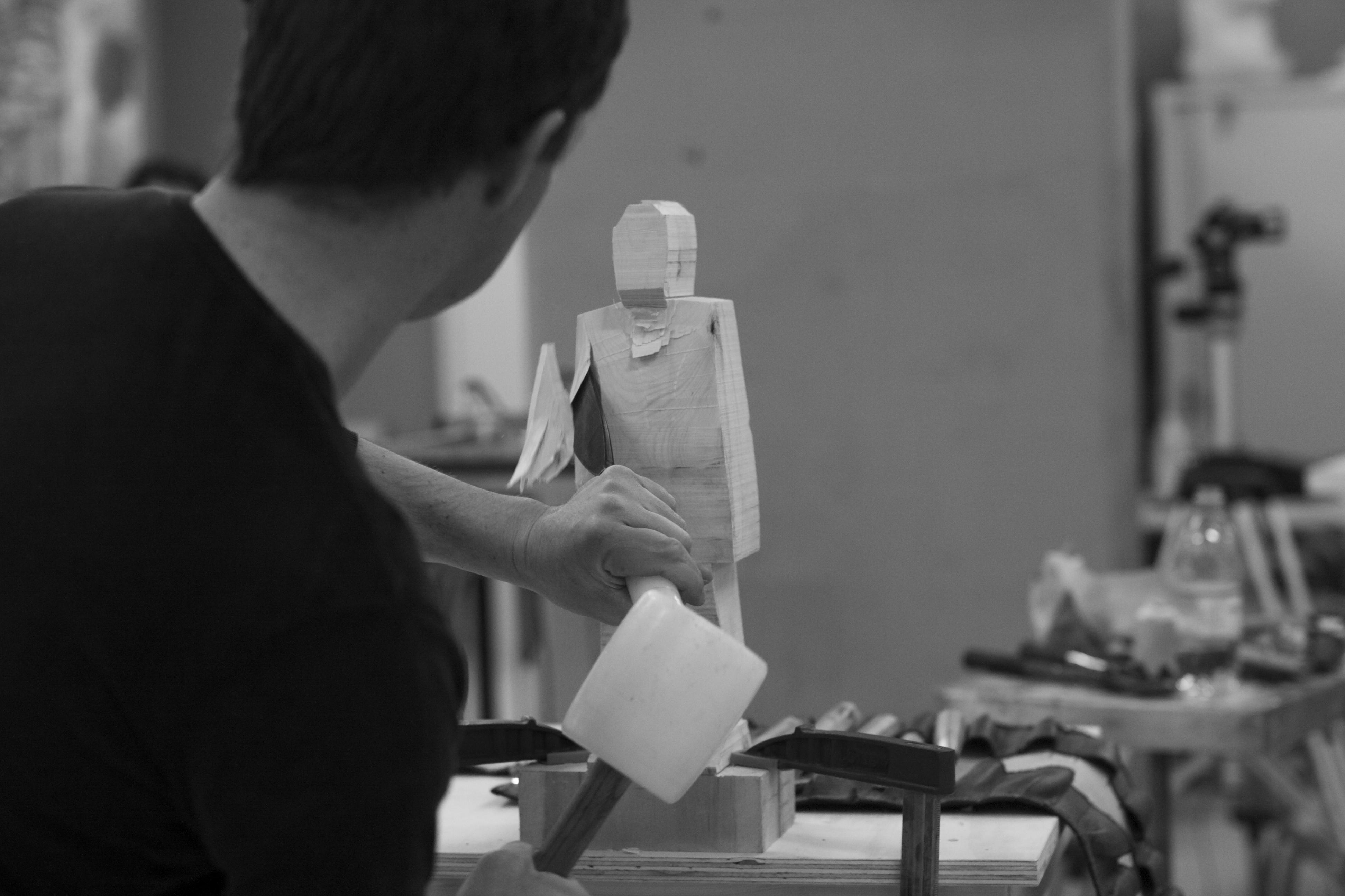 Flickr - Aron Demetz - Dialoghi e materia - Workshop a cura di Franco Reina56