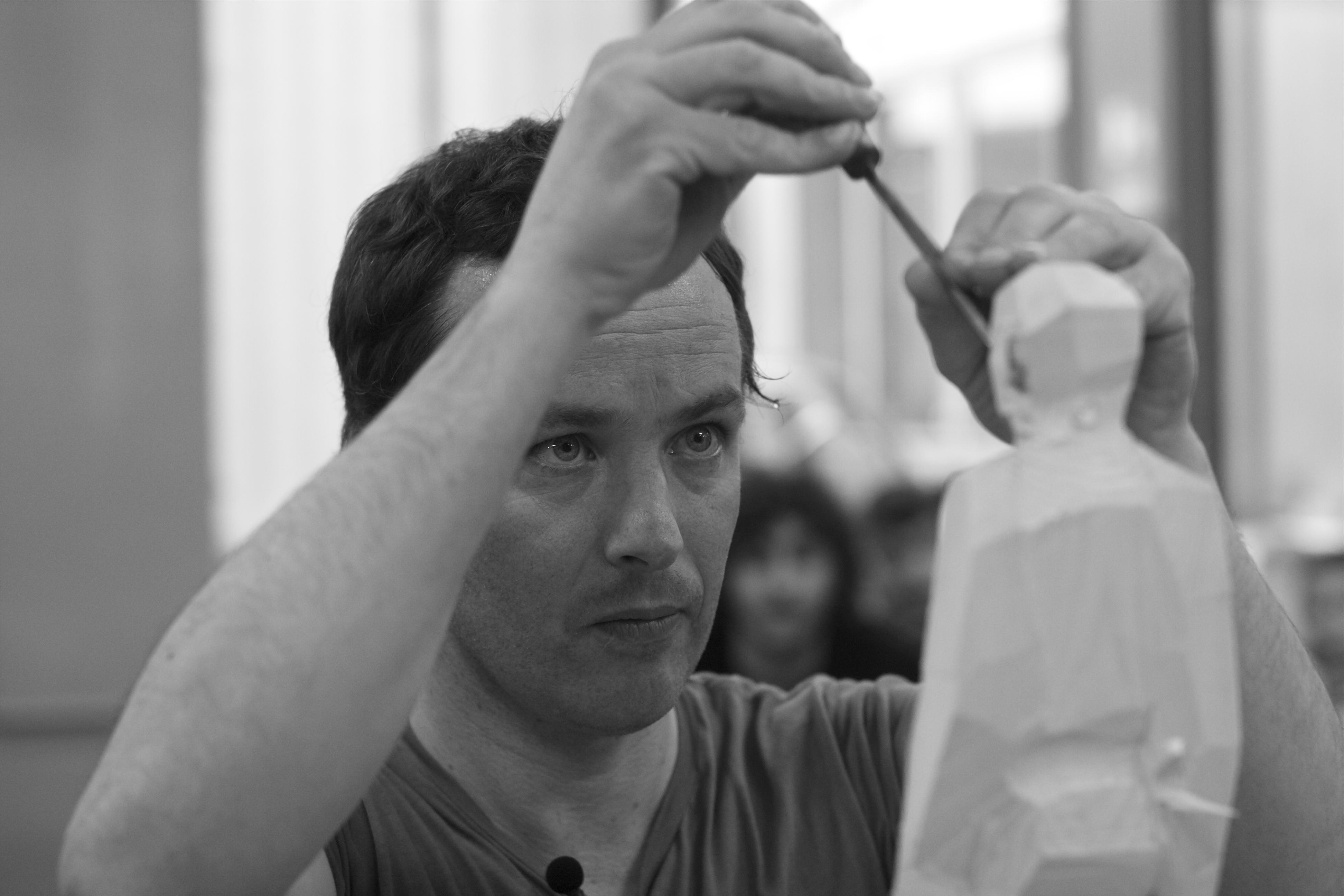 Flickr - Aron Demetz - Dialoghi e materia - Workshop a cura di Franco Reina83