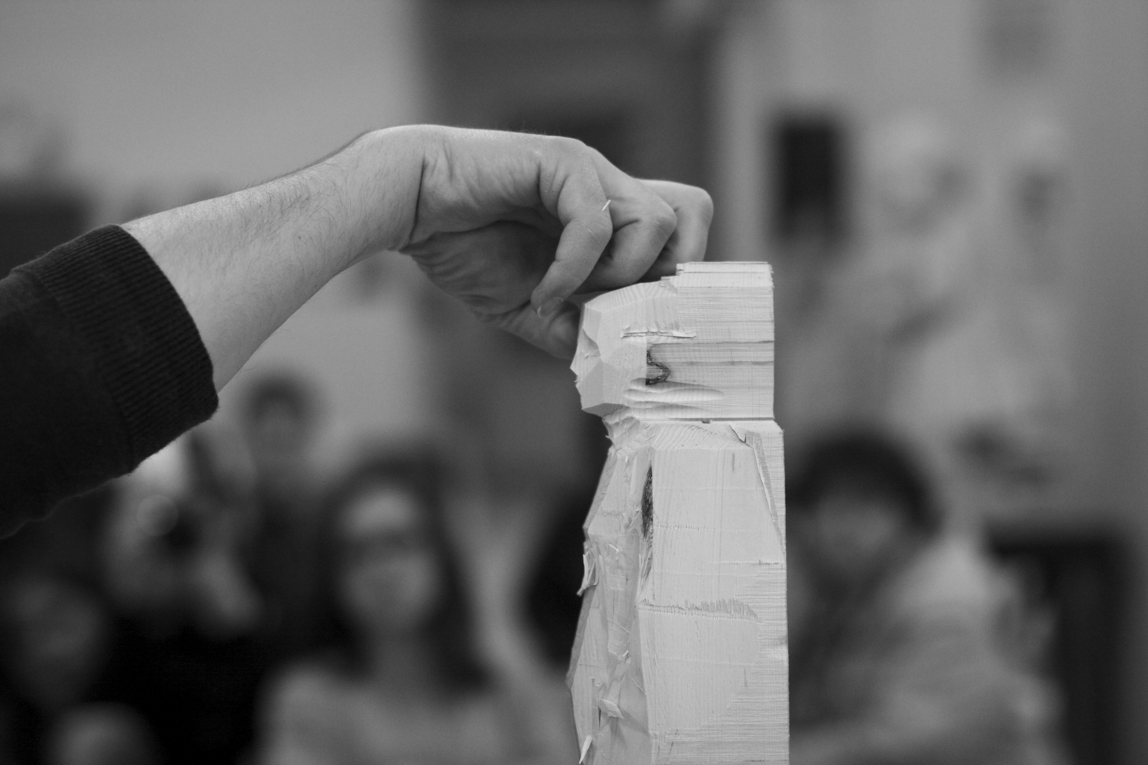 Flickr - Aron Demetz - Dialoghi e materia - Workshop a cura di Franco Reina76
