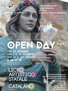 Open Day per a.s. 2018-19