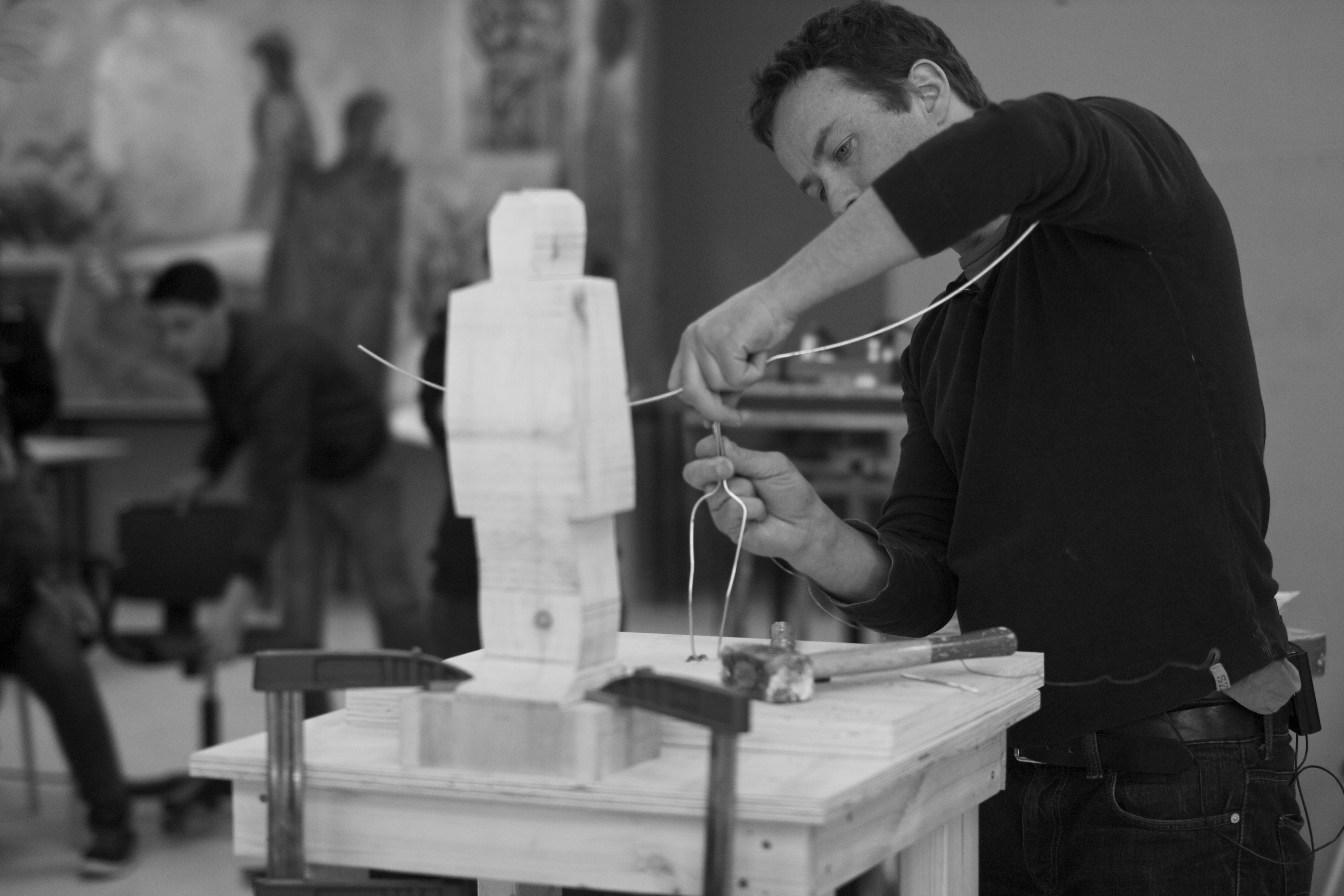 Flickr - Aron Demetz - Dialoghi e materia - Workshop a cura di Franco Reina28