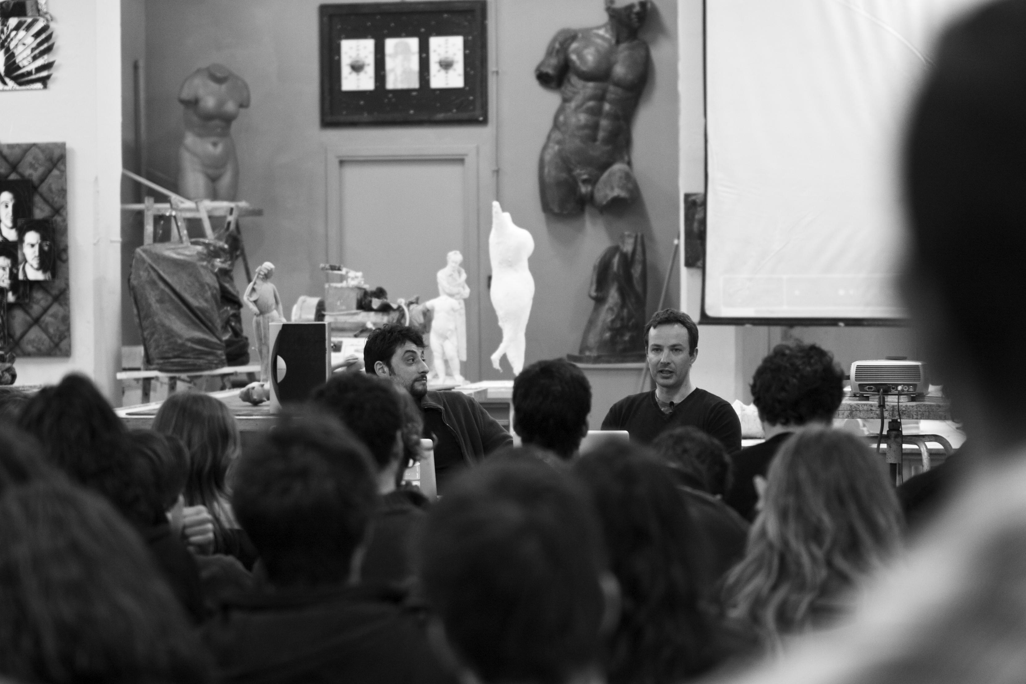 Flickr - Aron Demetz - Dialoghi e materia - Workshop a cura di Franco Reina05