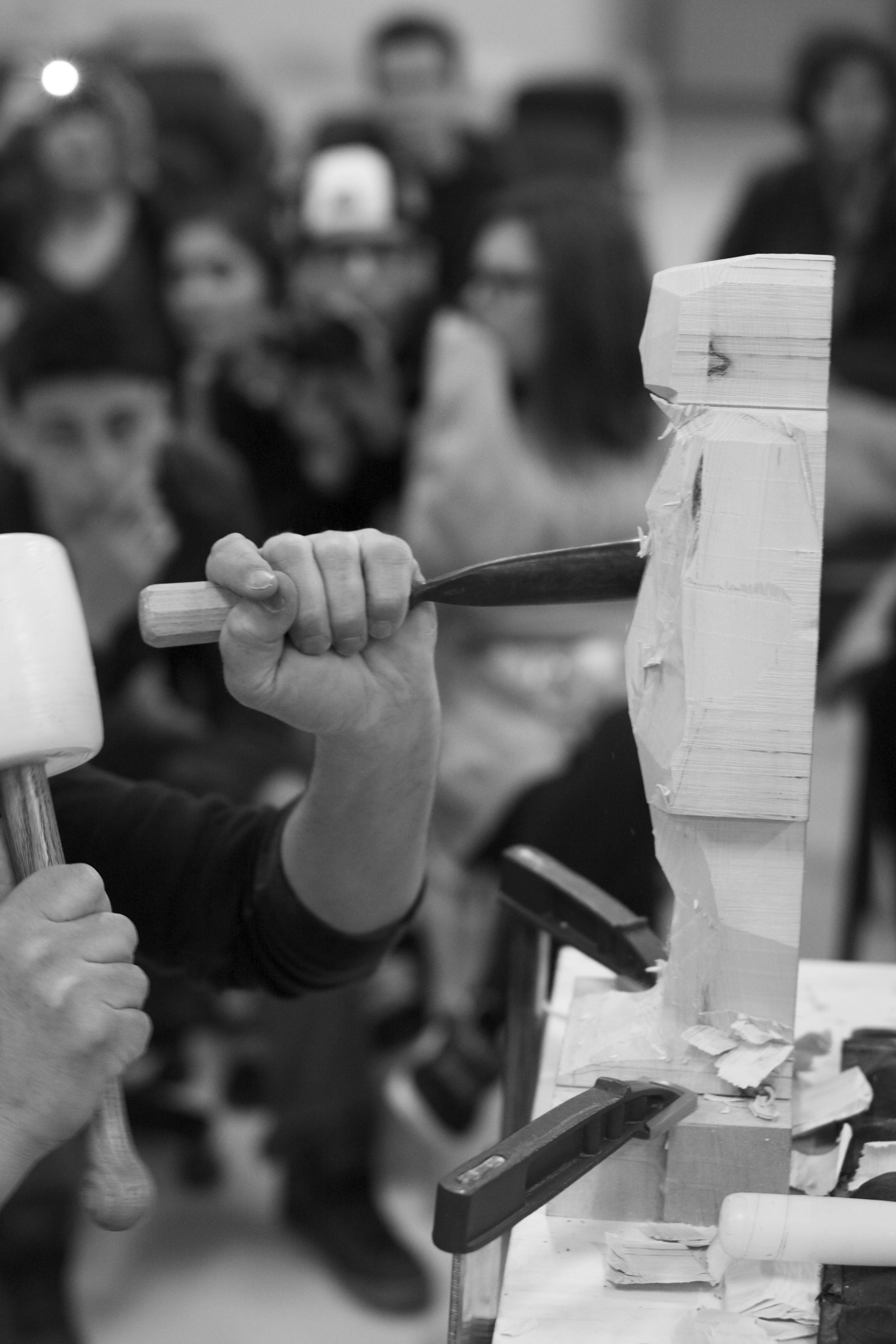 Flickr - Aron Demetz - Dialoghi e materia - Workshop a cura di Franco Reina67