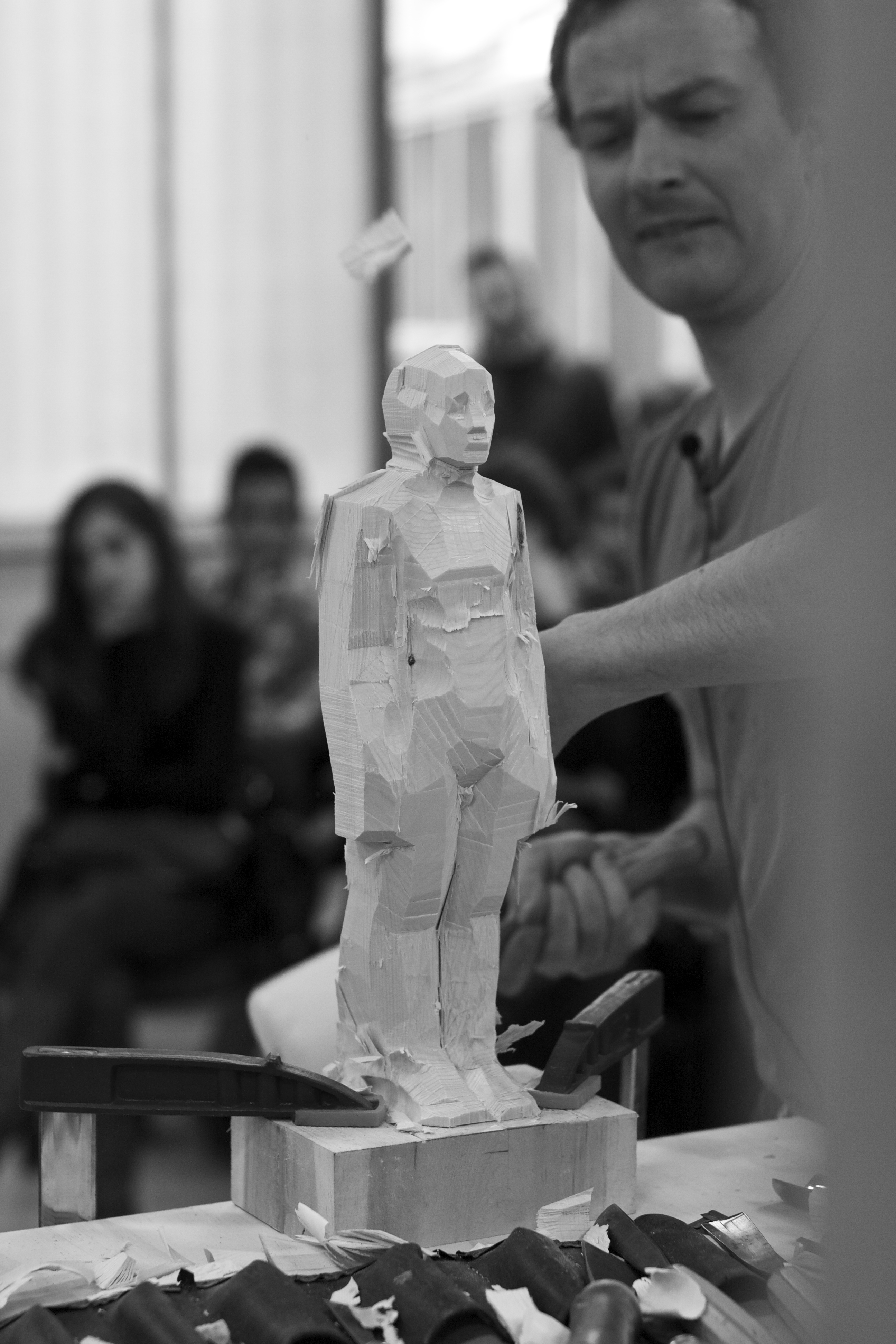 Flickr - Aron Demetz - Dialoghi e materia - Workshop a cura di Franco Reina79