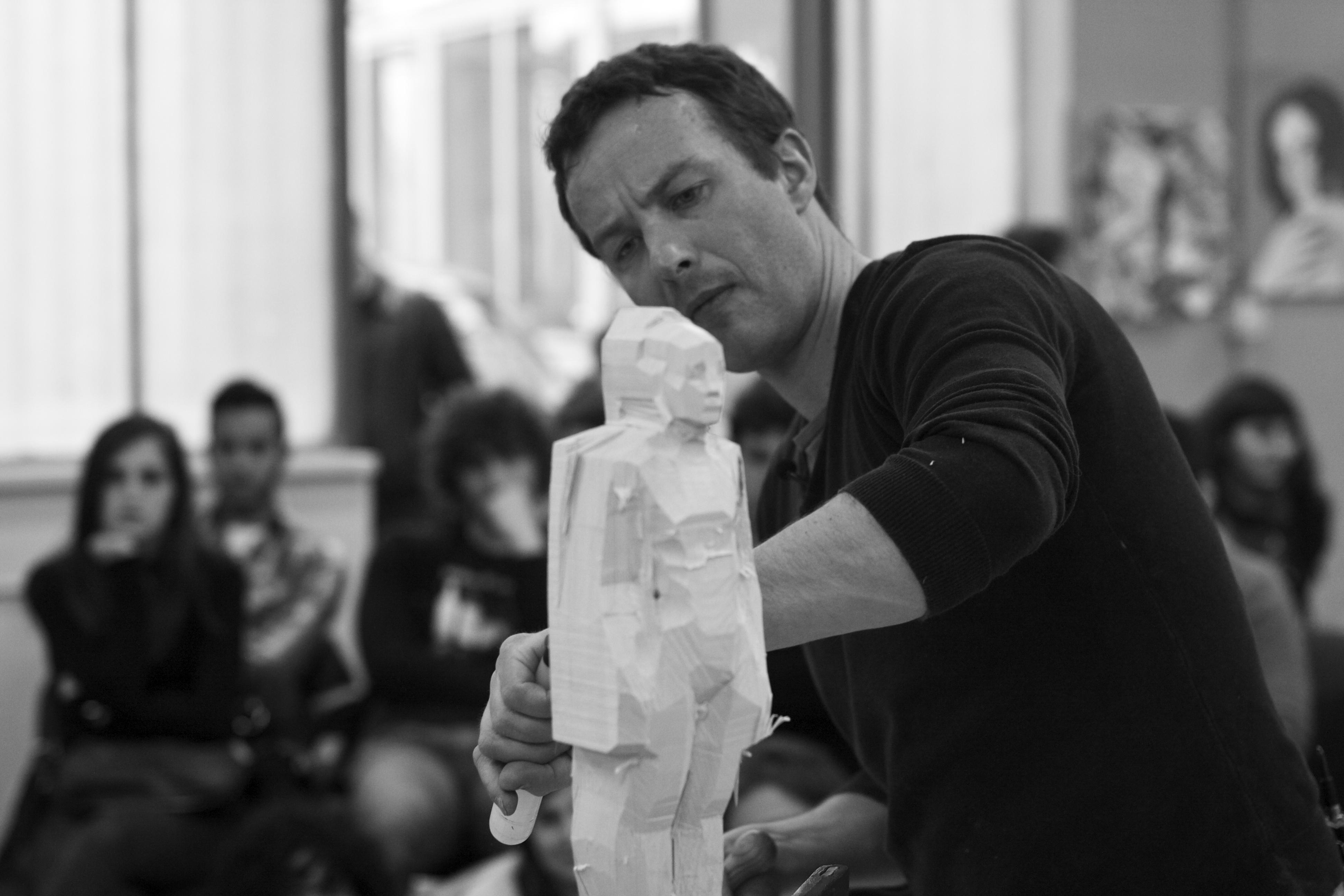 Flickr - Aron Demetz - Dialoghi e materia - Workshop a cura di Franco Reina77