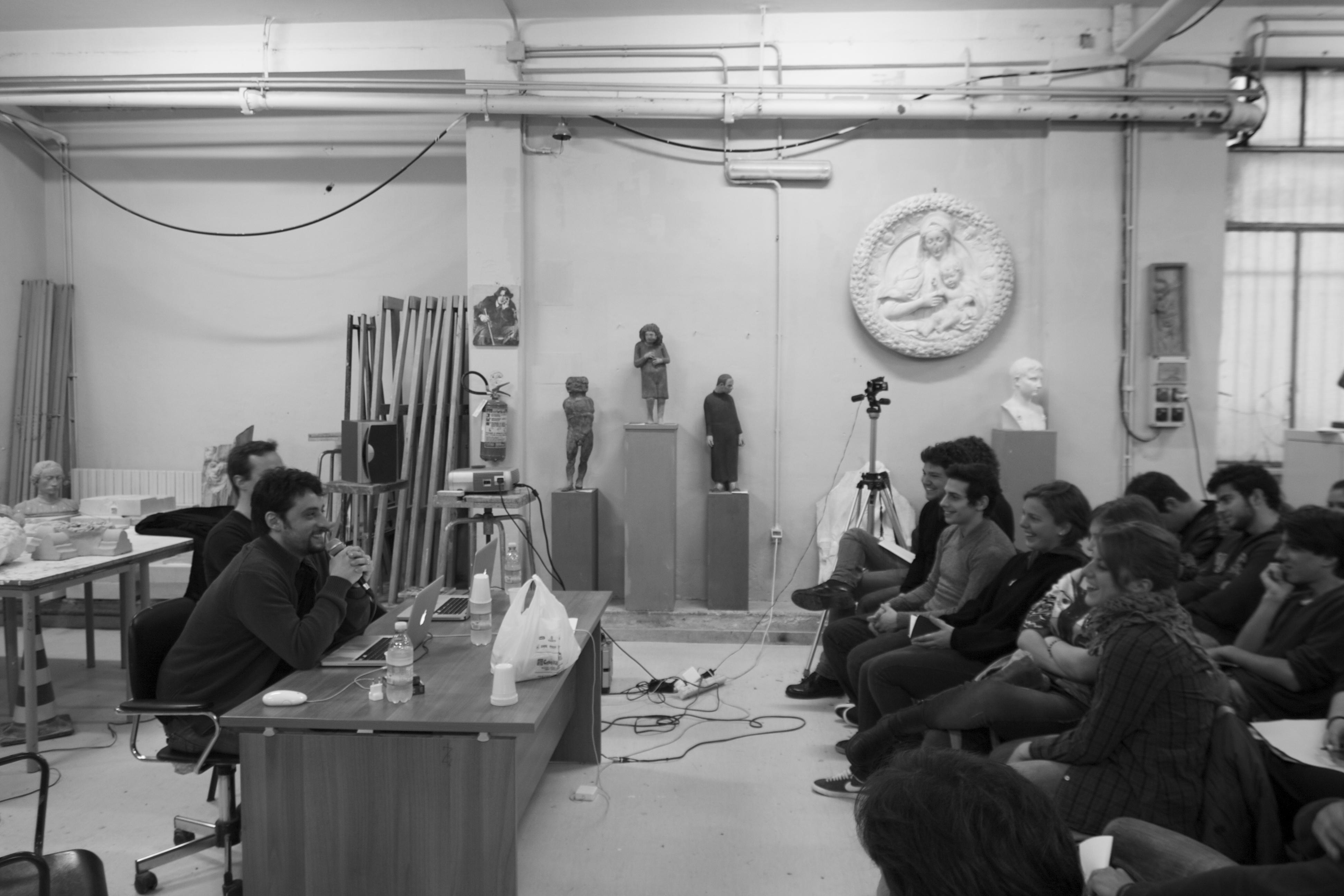 Flickr - Aron Demetz - Dialoghi e materia - Workshop a cura di Franco Reina01