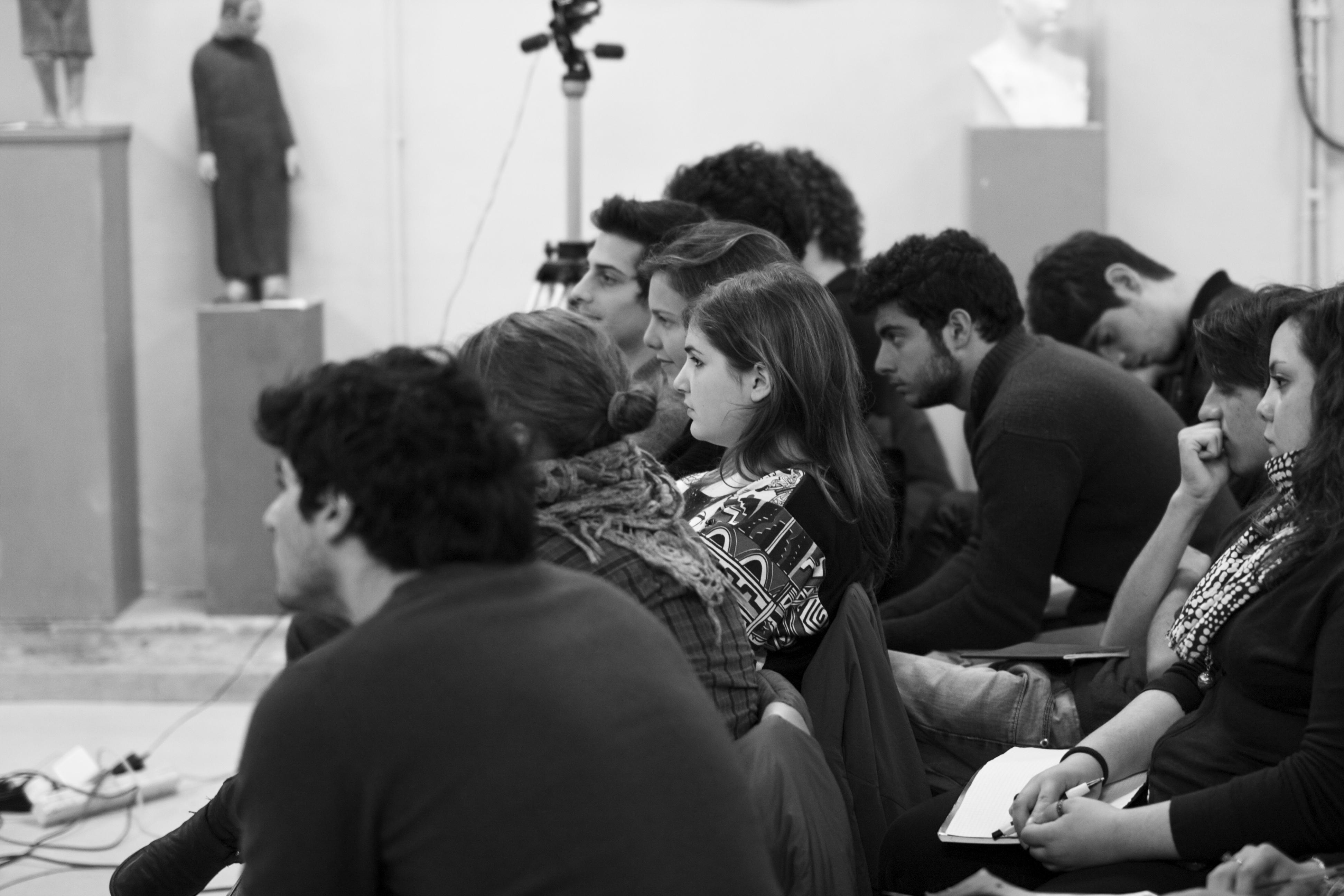 Flickr - Aron Demetz - Dialoghi e materia - Workshop a cura di Franco Reina02