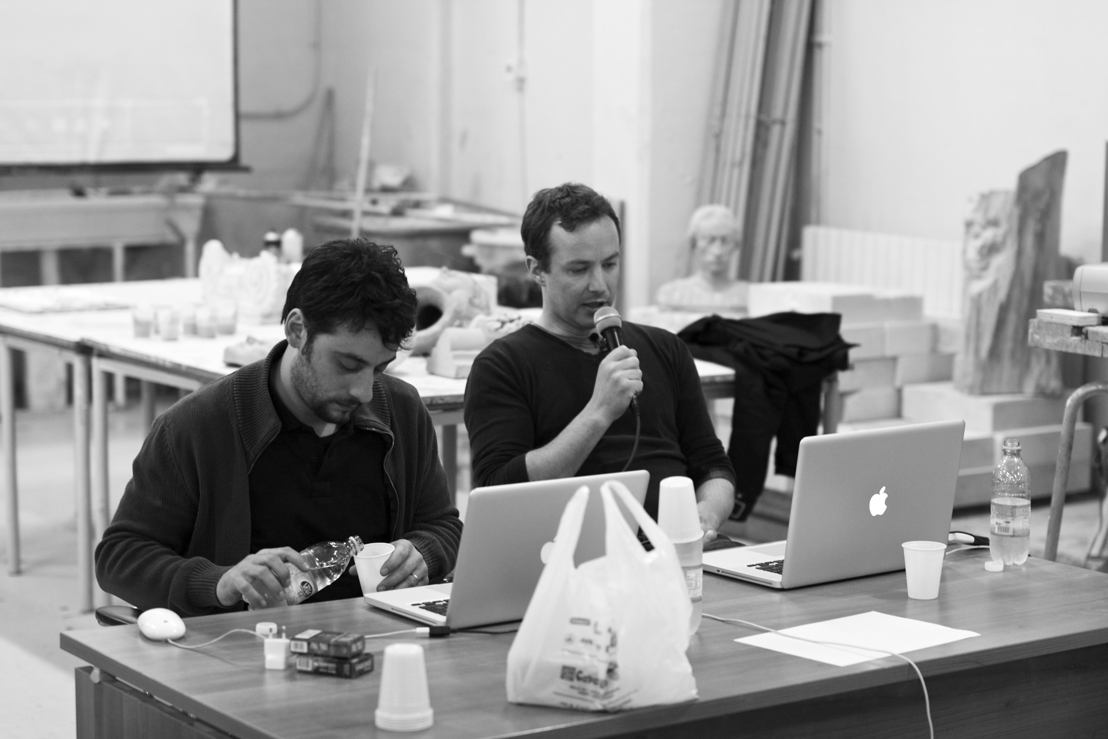 Flickr - Aron Demetz - Dialoghi e materia - Workshop a cura di Franco Reina07