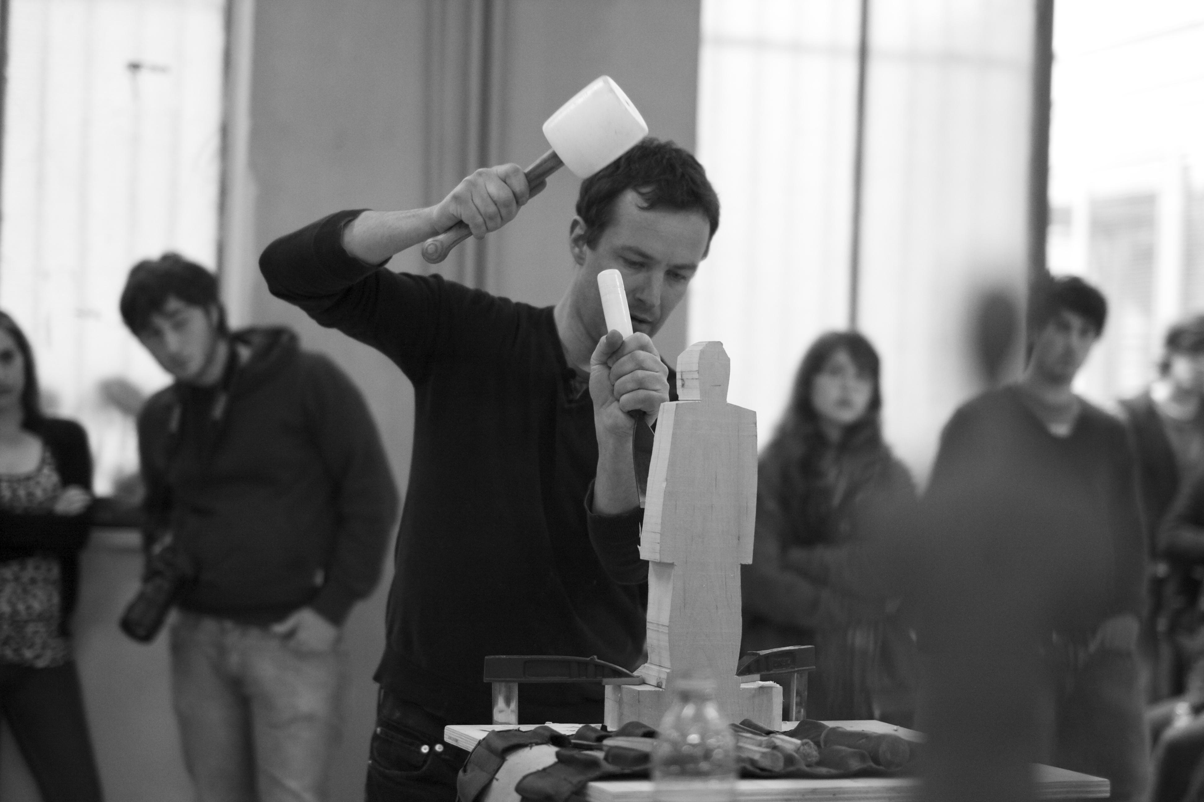 Flickr - Aron Demetz - Dialoghi e materia - Workshop a cura di Franco Reina59