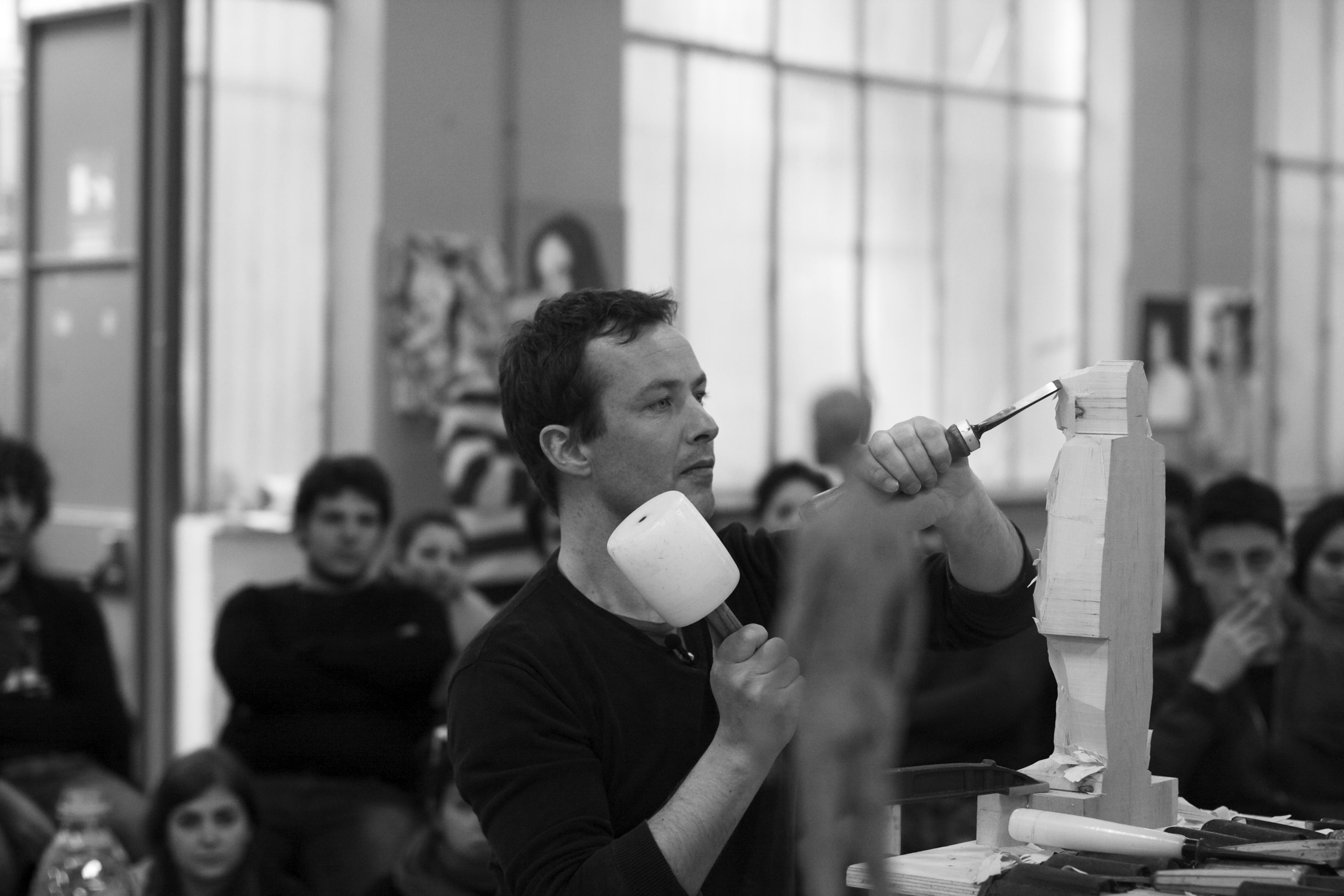 Flickr - Aron Demetz - Dialoghi e materia - Workshop a cura di Franco Reina73