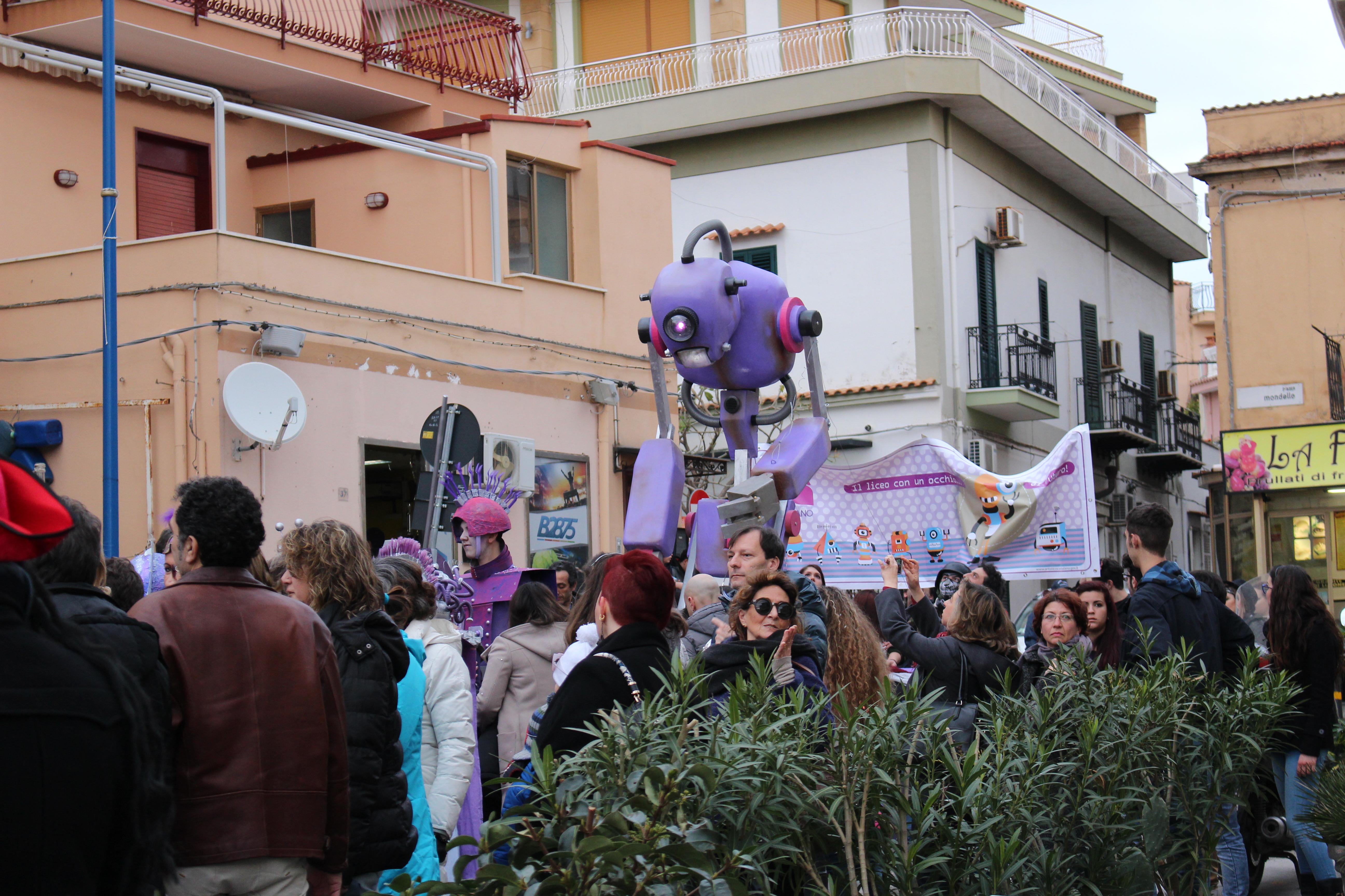 Liceo Catalano - Educarnival 2015