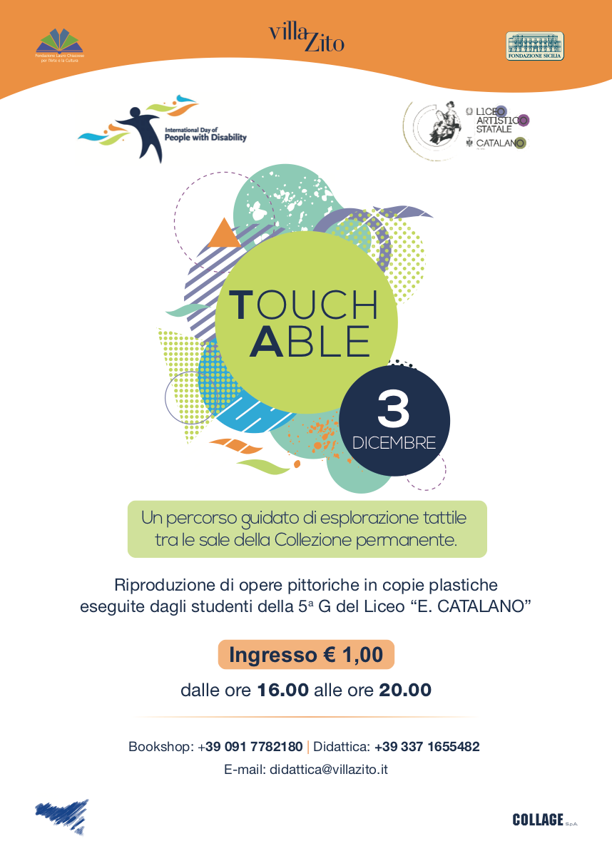 TOUCHABLE LICEO ARTISTICO CATALANO