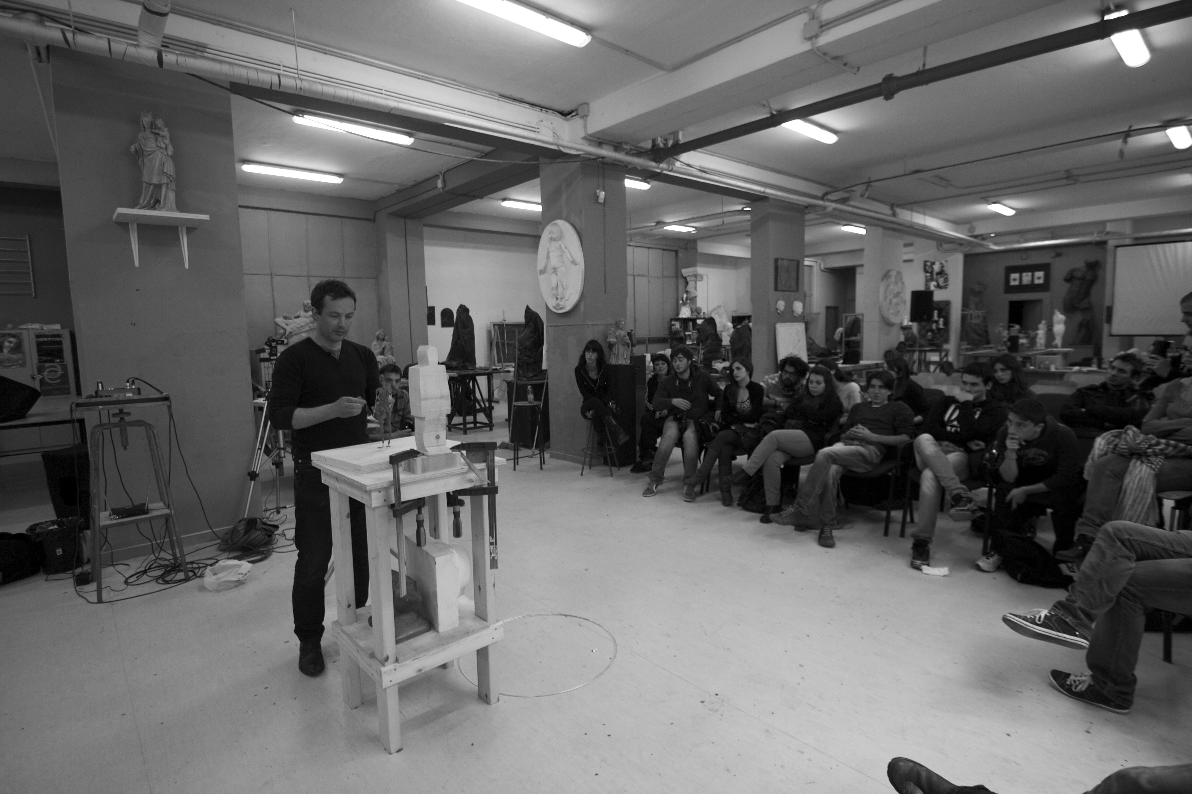 Flickr - Aron Demetz - Dialoghi e materia - Workshop a cura di Franco Reina36