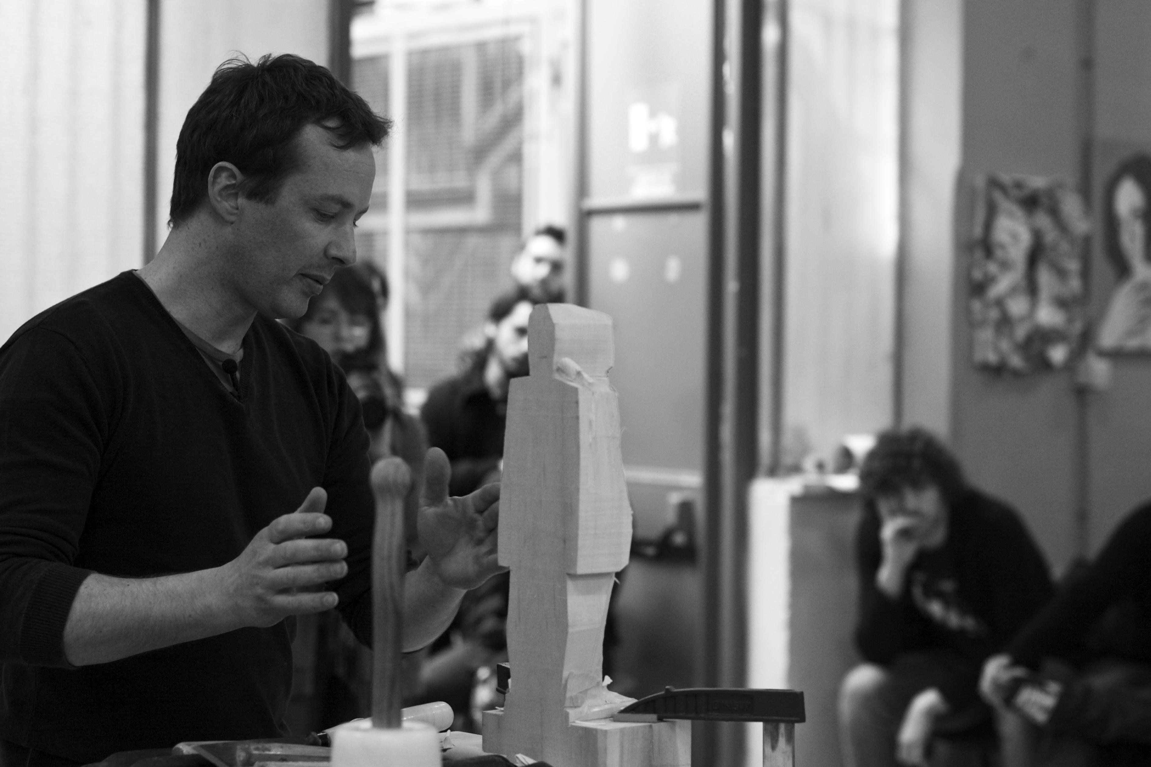 Flickr - Aron Demetz - Dialoghi e materia - Workshop a cura di Franco Reina63