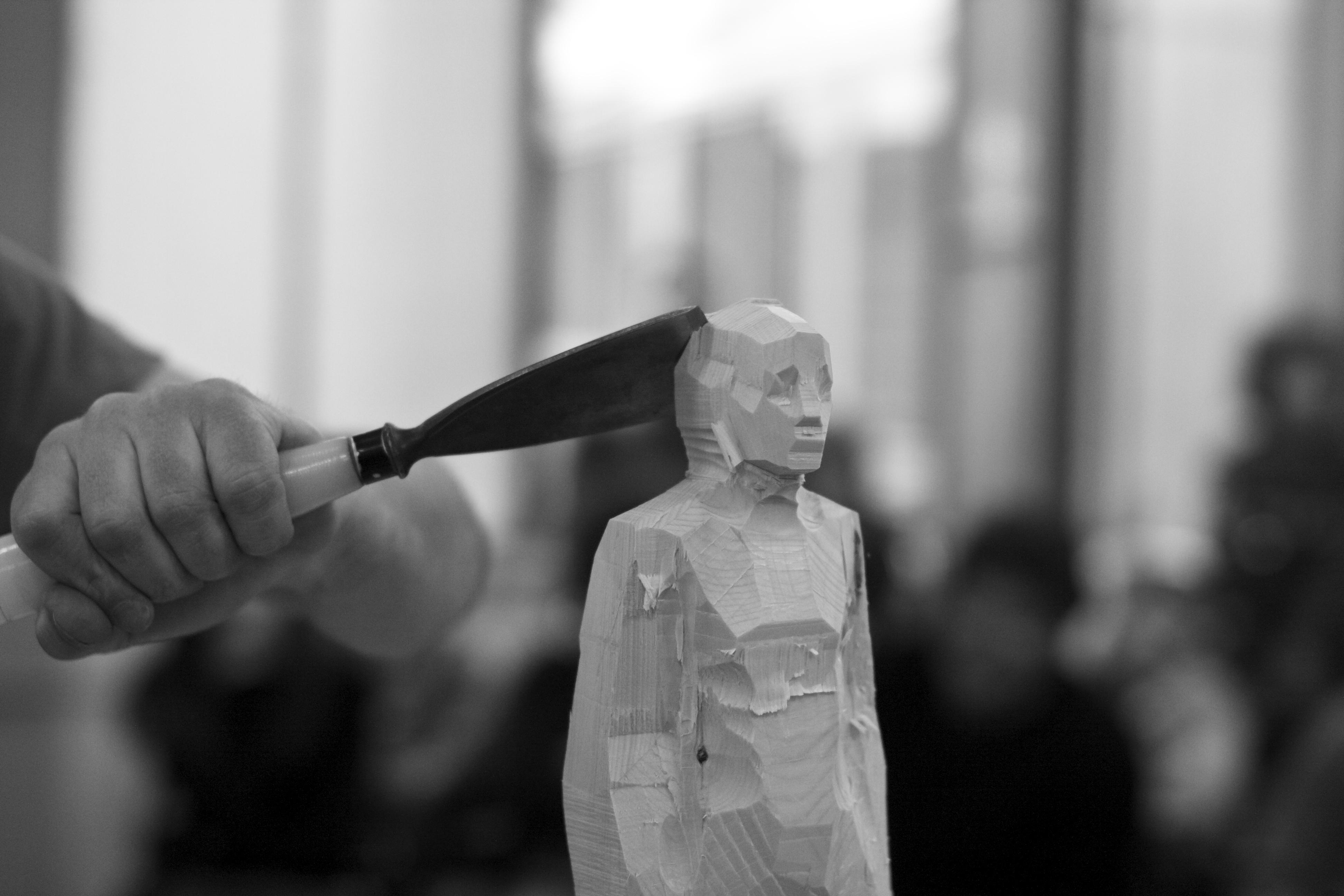Flickr - Aron Demetz - Dialoghi e materia - Workshop a cura di Franco Reina80