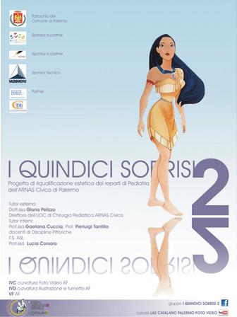 Progetto di riqualificazione estetica dei reparti di Pediatria dell'ARNAS Civico di Palermo