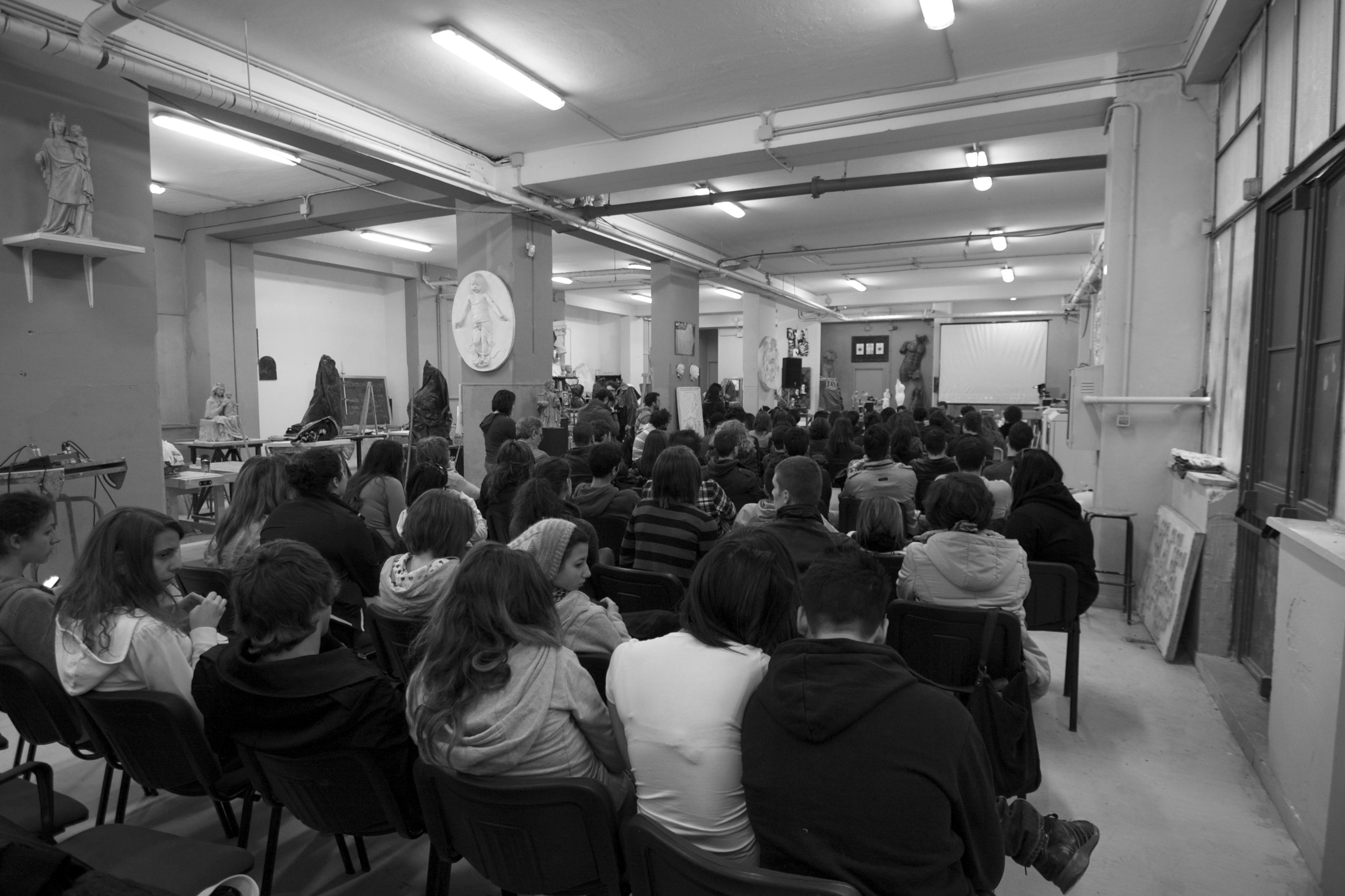 Flickr - Aron Demetz - Dialoghi e materia - Workshop a cura di Franco Reina04