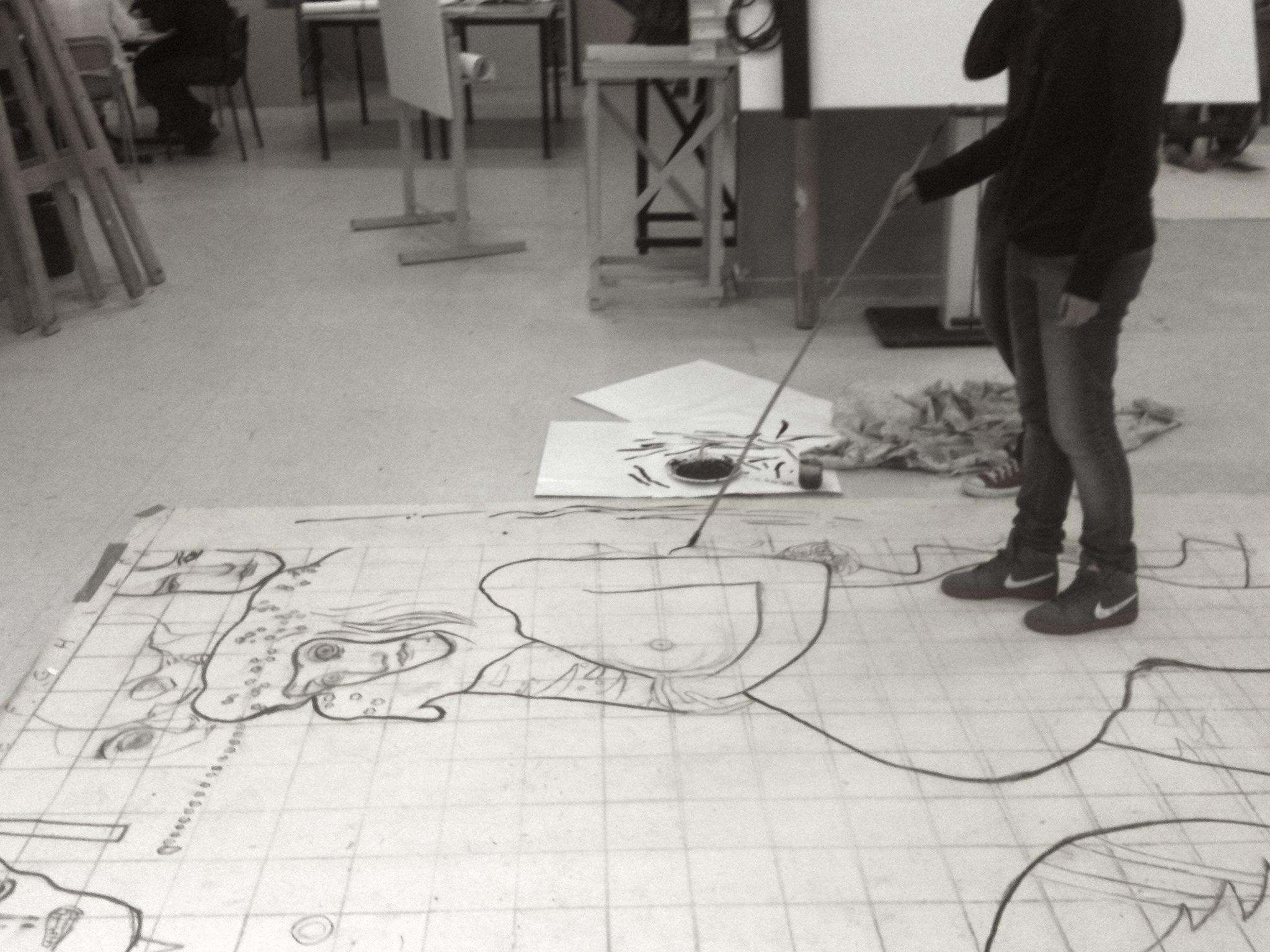 Esercitazioni Lab. scenografia
