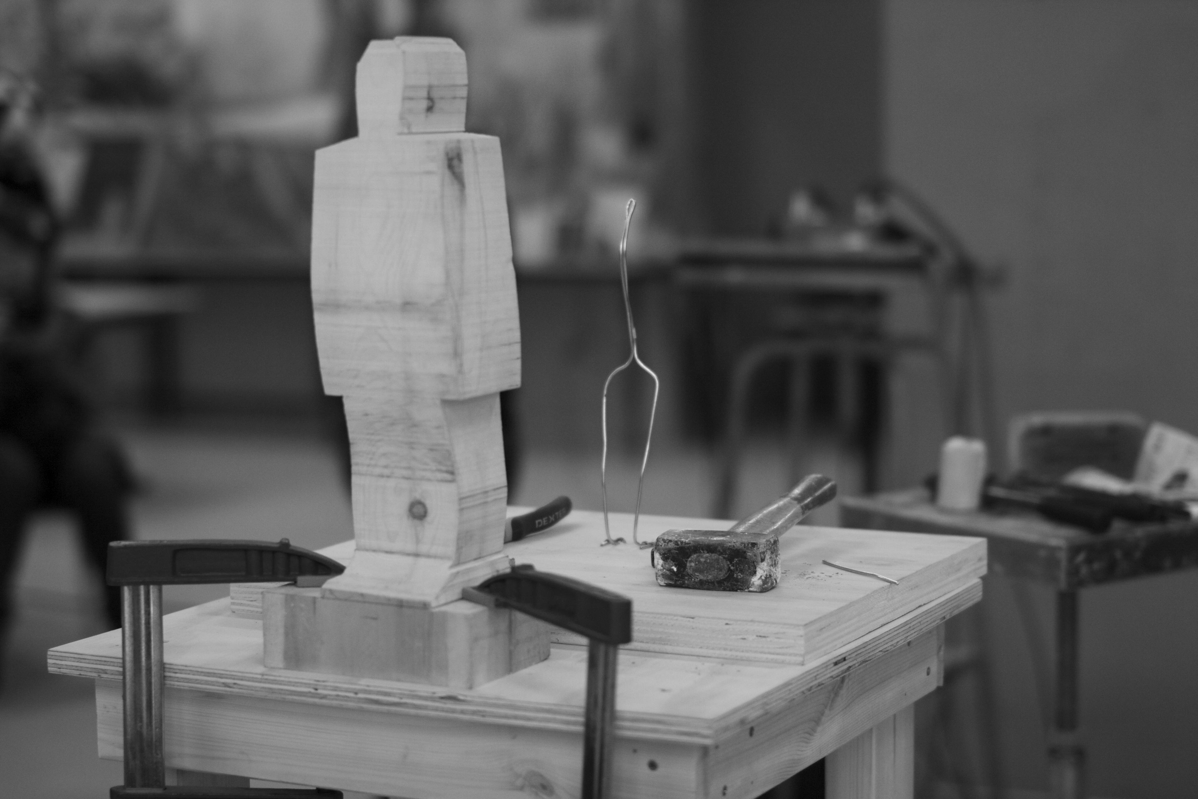 Flickr - Aron Demetz - Dialoghi e materia - Workshop a cura di Franco Reina26