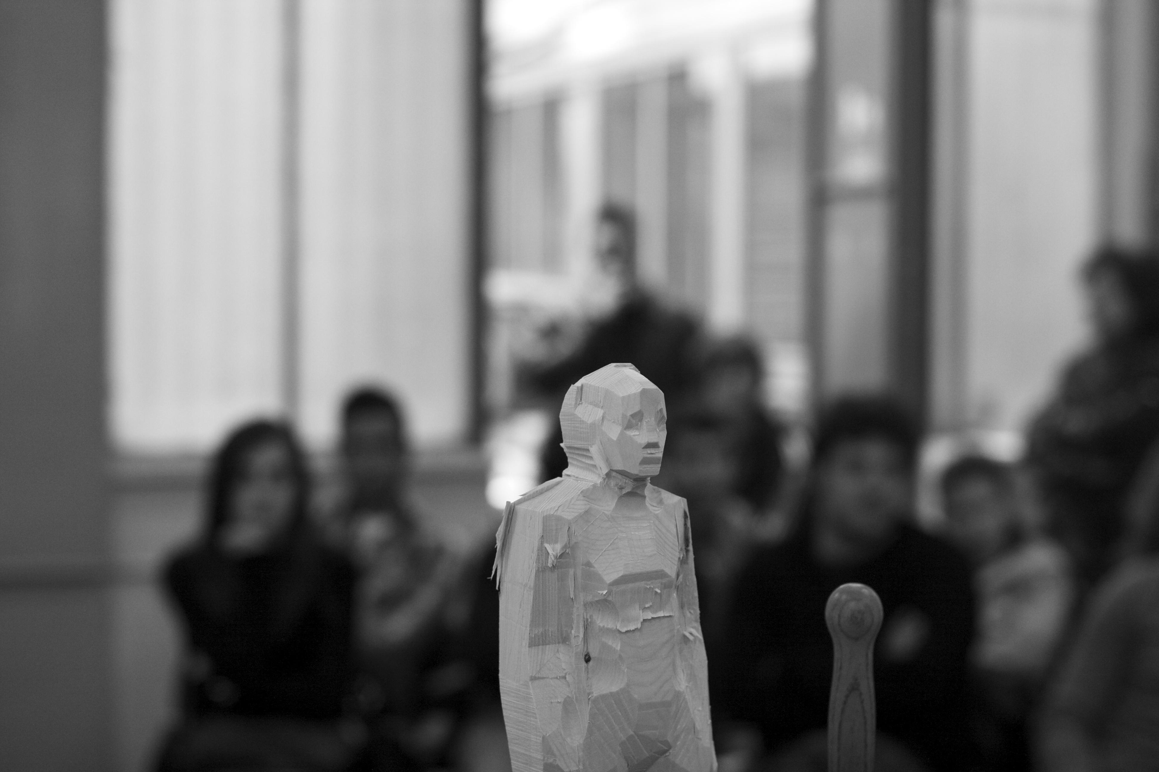 Flickr - Aron Demetz - Dialoghi e materia - Workshop a cura di Franco Reina78