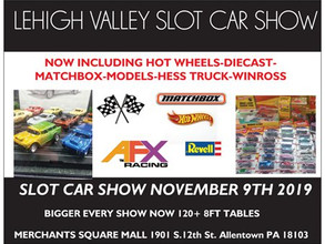 How Wheels-Matchbox-Slot Cars -Allentown Pa-Dealers Wanted