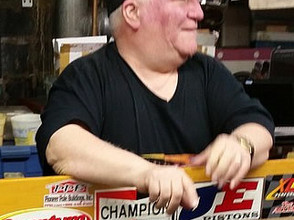 Tom Hiesters Ho Slot Car Tire and Miniature Cars to Attend Allentown Slot Car Show