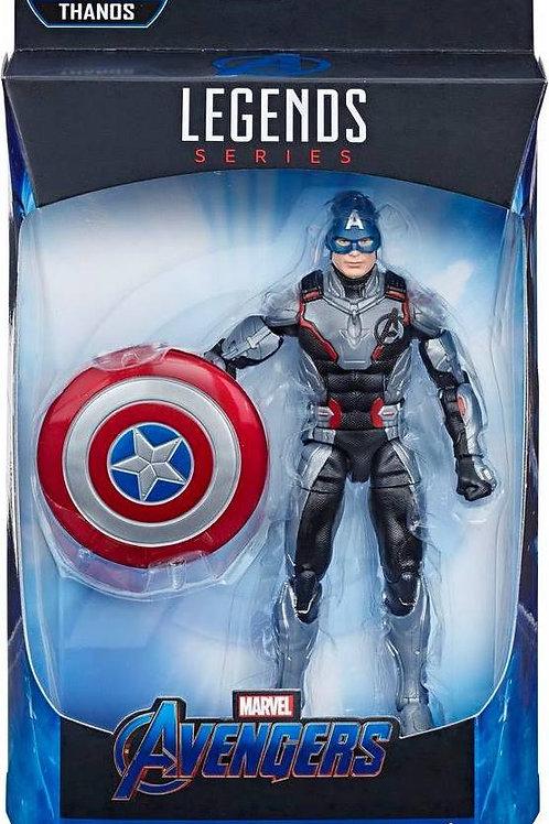 """Marvel Legends Avengers Endgame  Captain America with Thanos  """"BAF"""""""