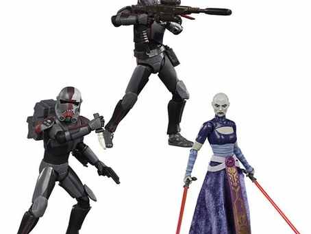 Star Wars The Black Series 6-Inch Action Figures Wave 4