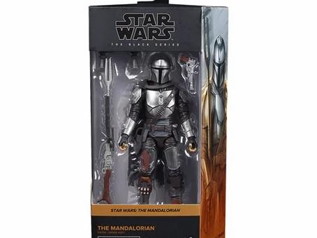 Star Wars The Black Series The Mandalorian (Beskar) 6-Inch Action Figure