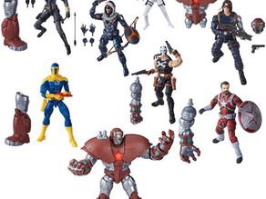 Black Widow Marvel Legends 6-Inch Action Figures Wave 1