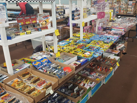 The Great Lehigh Valley Slot and Toy Car Show-Coming November 9th 2019
