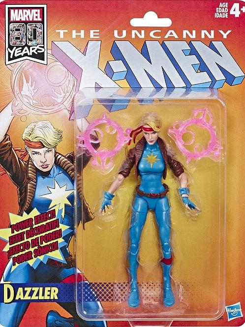Marvel Legends X-Men Retro Collection Dazzler