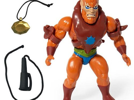 Masters of the Universe Beast 5 1/2-Inch Action Figure